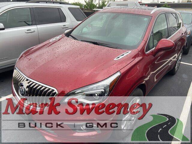 2018 Buick Envision for sale at Mark Sweeney Buick GMC in Cincinnati OH