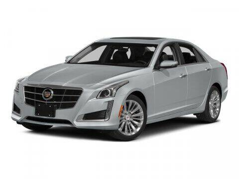 2014 Cadillac CTS for sale at Scott Evans Nissan in Carrollton GA
