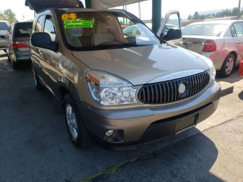 2004 Buick Rendezvous for sale at Low Auto Sales in Sedro Woolley WA