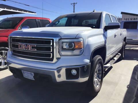 2014 GMC Sierra 1500 for sale at Hugo Motors INC in El Paso TX