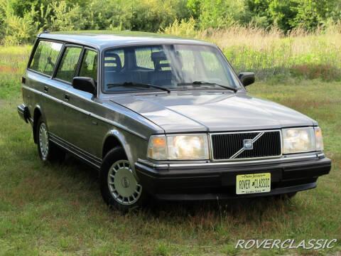 1993 Volvo 240 for sale at Isuzu Classic in Cream Ridge NJ