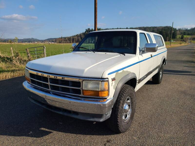 1994 Dodge Dakota for sale at State Street Auto Sales in Centralia WA