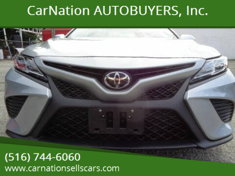 2019 Toyota Camry for sale at CarNation AUTOBUYERS, Inc. in Rockville Centre NY