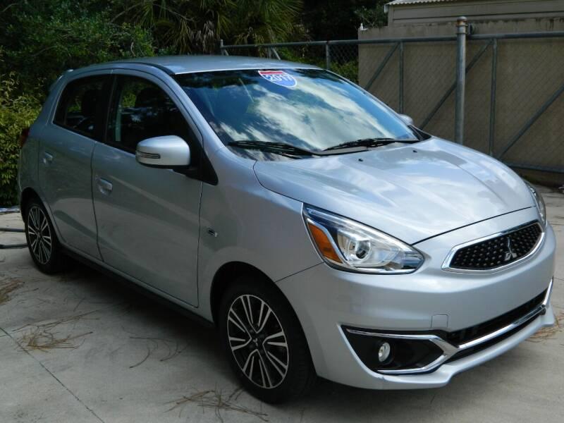 2017 Mitsubishi Mirage for sale at Jeff's Auto Sales & Service in Port Charlotte FL