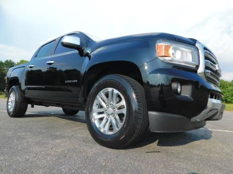 2016 GMC Canyon for sale at Used Cars For Sale in Kernersville NC