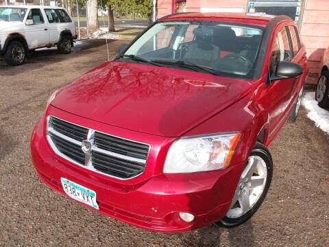 2008 Dodge Caliber for sale at Sunrise Auto Sales in Stacy MN