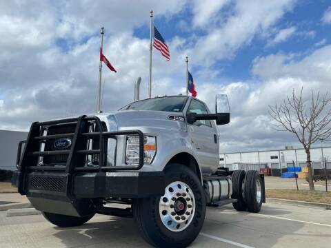 2019 Ford F-750 Super Duty for sale at TWIN CITY MOTORS in Houston TX