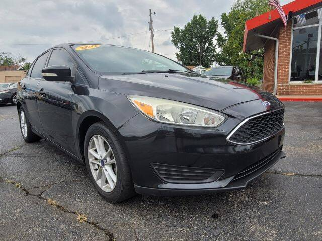 2015 Ford Focus for sale at Dixie Automart LLC in Hamilton OH