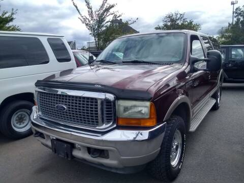 2001 Ford Excursion for sale at Wilson Investments LLC in Ewing NJ