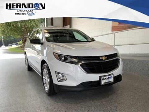 2019 Chevrolet Equinox for sale at Herndon Chevrolet in Lexington SC