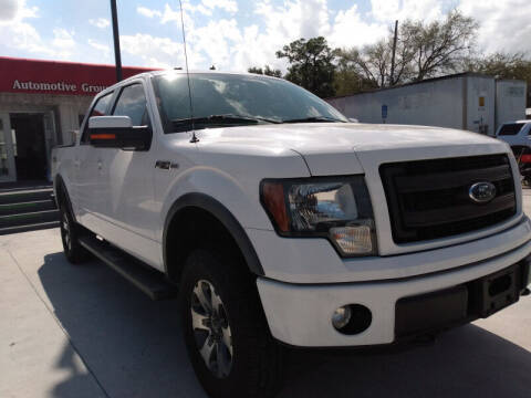 2014 Ford F-150 for sale at Empire Automotive Group Inc. in Orlando FL
