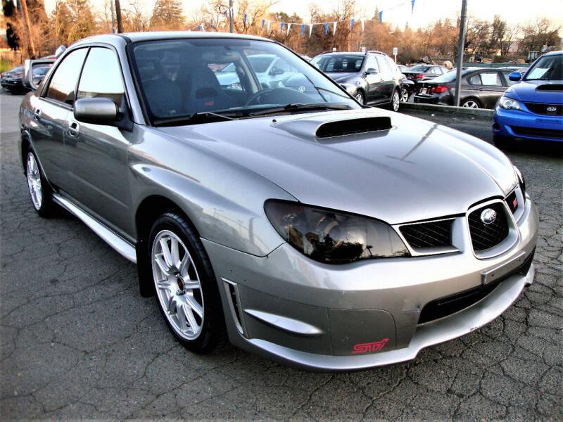 2006 Subaru Impreza for sale at DriveTime Plaza in Roseville CA