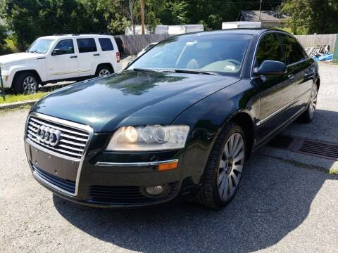 2006 Audi A8 L for sale at AMA Auto Sales LLC in Ringwood NJ