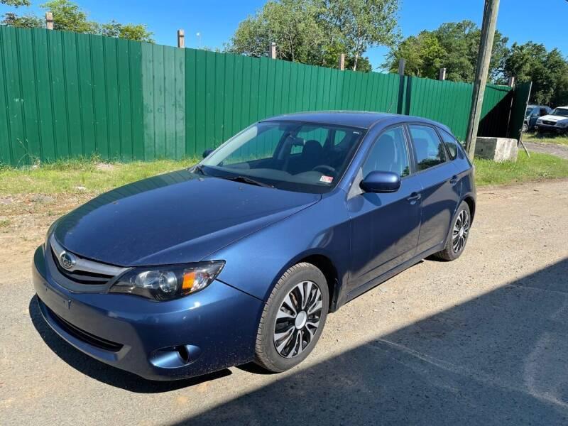 2011 Subaru Impreza for sale at BD Auto Sales in Richmond VA