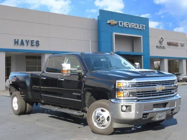 2018 Chevrolet Silverado 3500HD for sale at HAYES CHEVROLET Buick GMC Cadillac Inc in Alto GA