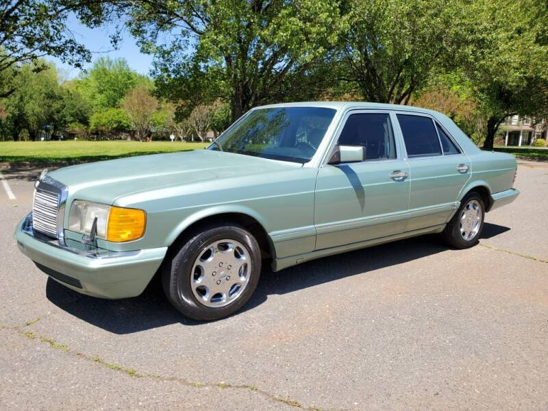 1990 Mercedes-Benz 300-Class for sale at United Auto LLC in Fort Mill SC