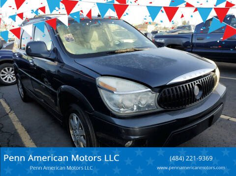 2004 Buick Rendezvous for sale at Penn American Motors LLC in Allentown PA