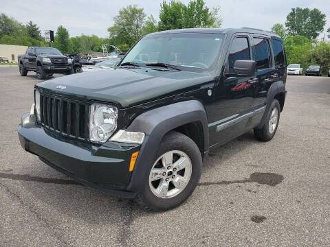 2012 Jeep Liberty for sale at Cruisin' Auto Sales in Madison IN