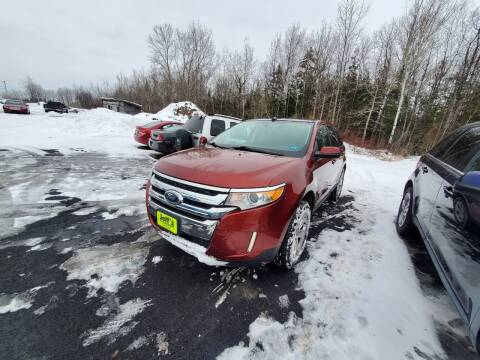 2014 Ford Edge for sale at Jeff's Sales & Service in Presque Isle ME