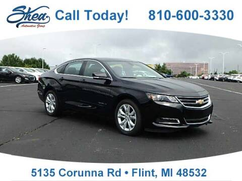 2020 Chevrolet Impala for sale at Jamie Sells Cars 810 - Linden Location in Flint MI
