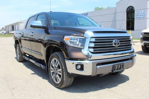 2019 Toyota Tundra for sale at SHAFER AUTO GROUP in Columbus OH