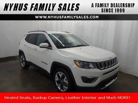 2020 Jeep Compass for sale at Nyhus Family Sales in Perham MN