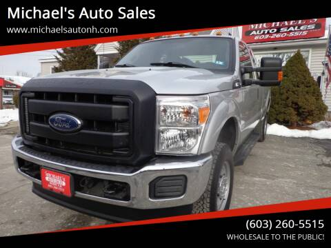 2014 Ford F-350 Super Duty for sale at Michael's Auto Sales in Derry NH
