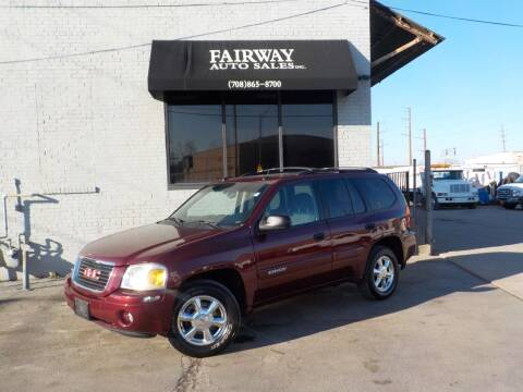 2005 GMC Envoy for sale at FAIRWAY AUTO SALES, INC. in Melrose Park IL