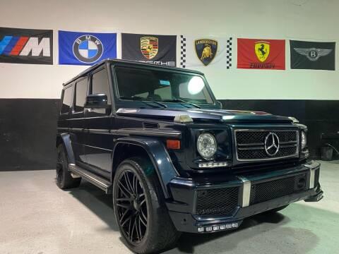 2003 Mercedes-Benz G-Class for sale at LG Auto Sales in Rancho Cordova CA