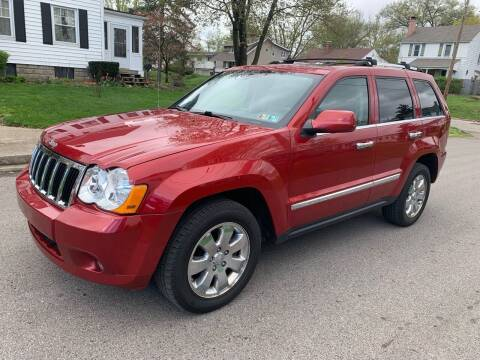 2010 Jeep Grand Cherokee for sale at Via Roma Auto Sales in Columbus OH