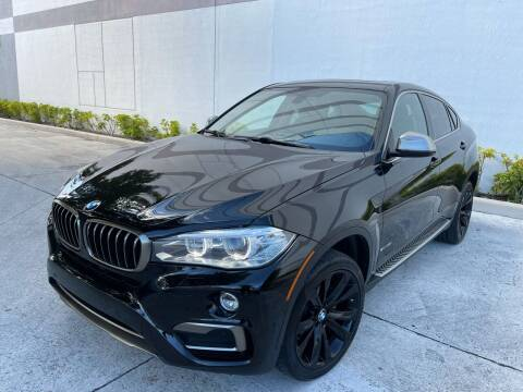 2016 BMW X6 for sale at Auto Beast in Fort Lauderdale FL