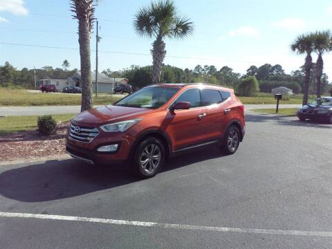 2013 Hyundai Santa Fe Sport for sale at First Choice Auto Inc in Little River SC