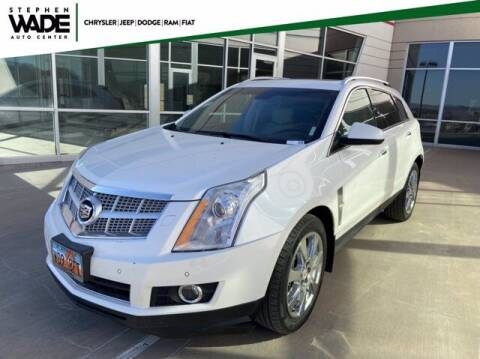 2012 Cadillac SRX for sale at Stephen Wade Pre-Owned Supercenter in Saint George UT
