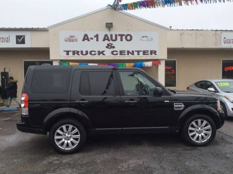 2012 Land Rover LR4 for sale at A-1 AUTO AND TRUCK CENTER in Memphis TN