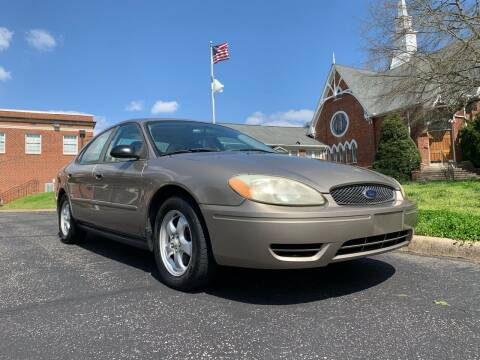 2004 Ford Taurus for sale at Automax of Eden in Eden NC
