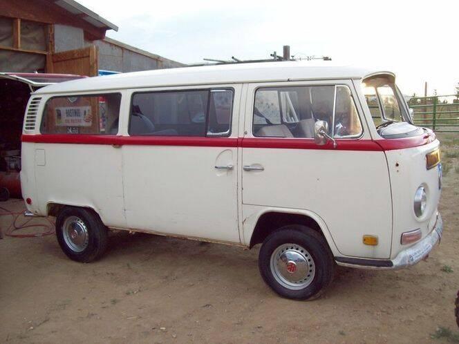1972 Volkswagen Transporter II for sale in Cadillac, MI