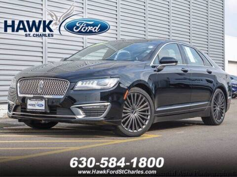 2018 Lincoln MKZ for sale at Hawk Ford of St. Charles in Saint Charles IL