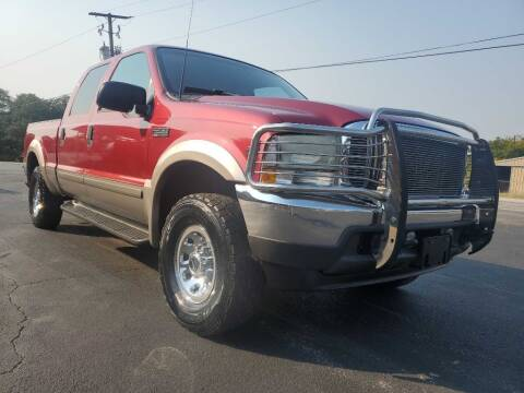 2002 Ford F-250 Super Duty for sale at Thornhill Motor Company in Lake Worth TX