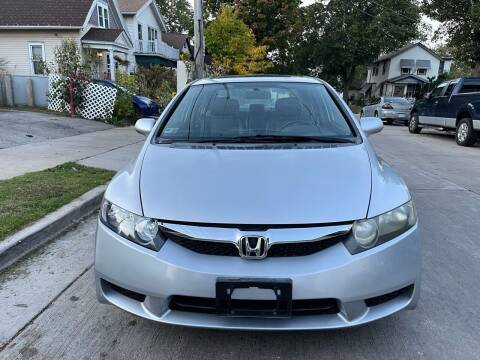 2009 Honda Civic for sale at Sphinx Auto Sales LLC in Milwaukee WI
