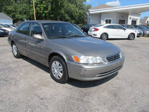 2001 Toyota Camry for sale at St. Mary Auto Sales in Hilliard OH
