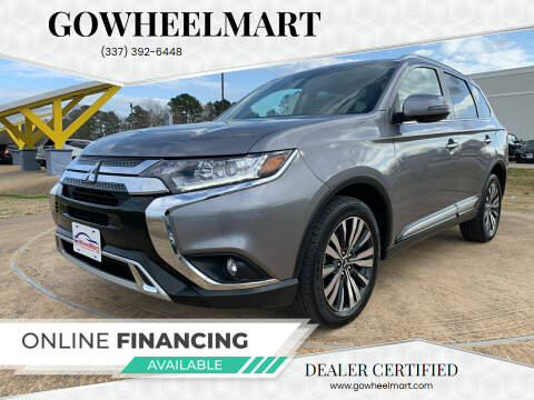 2019 Mitsubishi Outlander for sale at GOWHEELMART in Available In LA