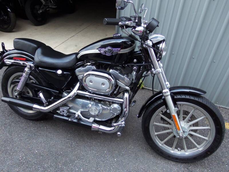 2003 Harley-Davidson XL 883 ANNIVERSARY EDITION