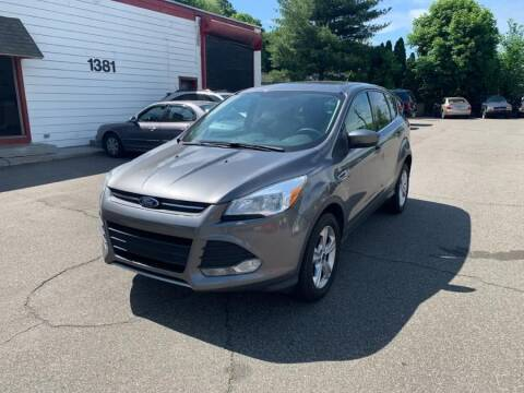 2013 Ford Escape for sale at American Auto Specialist Inc in Berlin CT