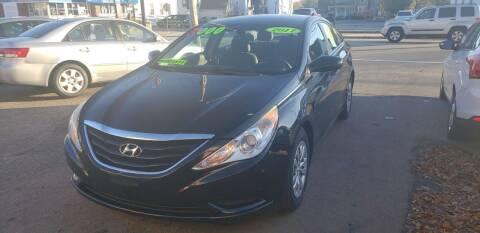 2011 Hyundai Sonata for sale at TC Auto Repair and Sales Inc in Abington MA
