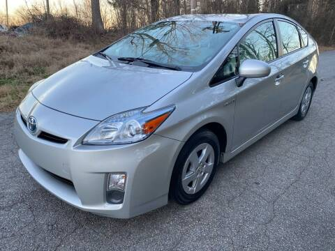 2010 Toyota Prius for sale at Speed Auto Mall in Greensboro NC