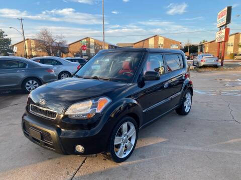 2010 Kia Soul for sale at Car Gallery in Oklahoma City OK