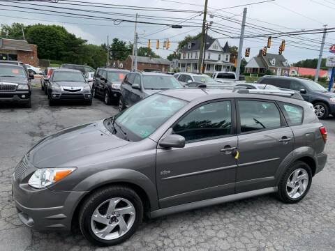 2006 Pontiac Vibe for sale at Masic Motors, Inc. in Harrisburg PA