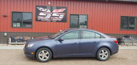 2014 Chevrolet Cruze for sale at SS Auto Sales in Brookings SD