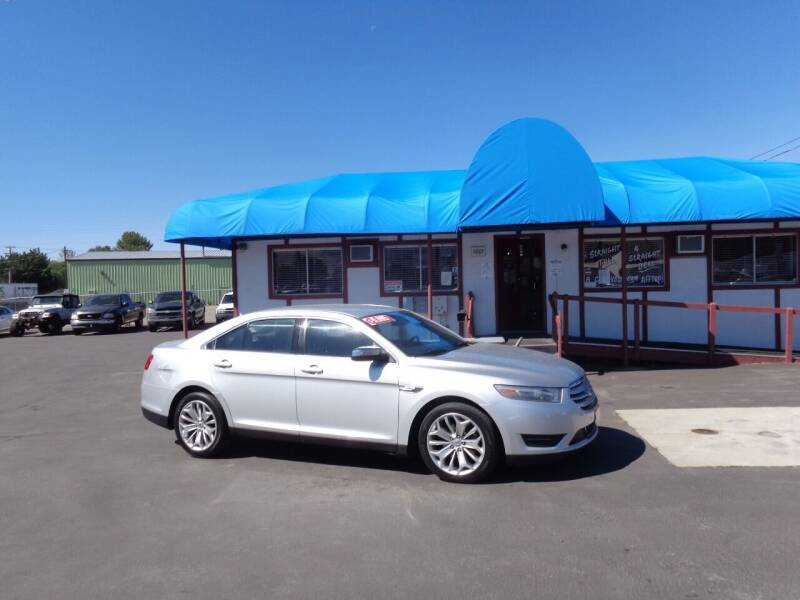 2013 Ford Taurus for sale at Jim's Cars by Priced-Rite Auto Sales in Missoula MT