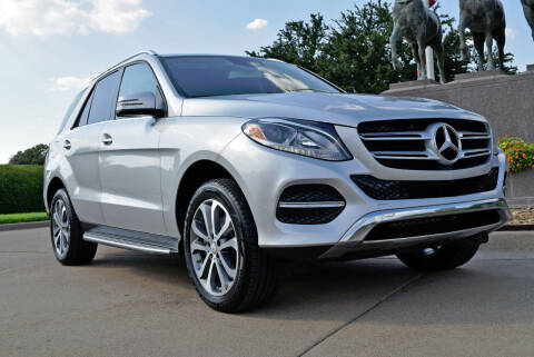 2016 Mercedes-Benz GLE for sale at European Motor Cars LTD in Fort Worth TX